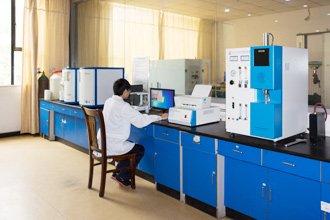 化学分析室