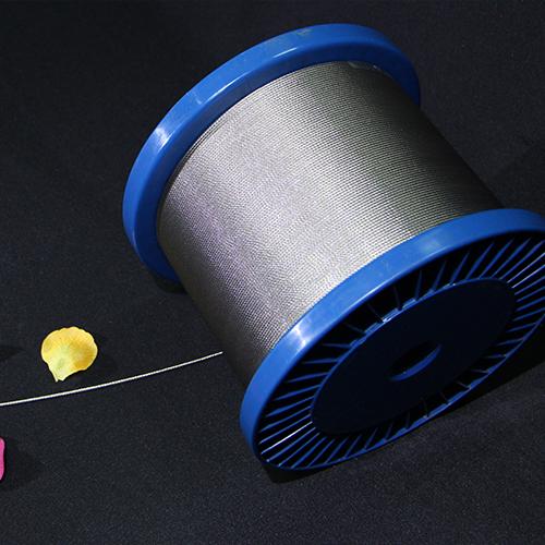 8×7+1×19 电动窗用钢丝绳